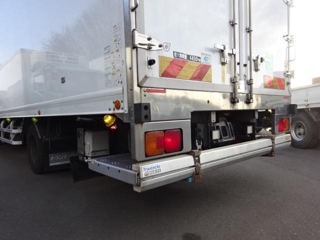 日野 H27 レンジャー 増トン 7300ワイド 低温冷凍車 格納PG 画像5