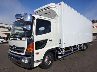 H27 レンジャー 増トン 7300ワイド 低温冷凍車 格納PG