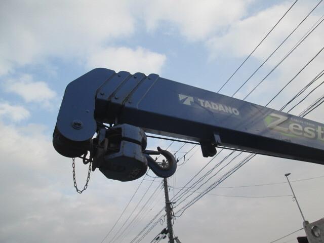 日野 H25 レンジャー 平 4段クレーン 車検付 画像10