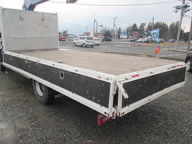 日野 H25 レンジャー 平 4段クレーン 車検付 画像6