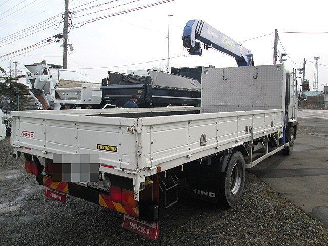 日野 H25 レンジャー 平 4段クレーン 車検付 画像5