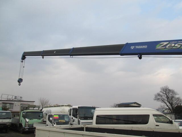 日野 H25 レンジャー 平 4段クレーン 車検付 画像11