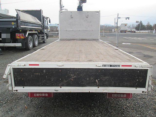 日野 H25 レンジャー 平 4段クレーン 車検付 画像7