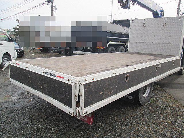 日野 H25 レンジャー 平 4段クレーン 車検付 画像8