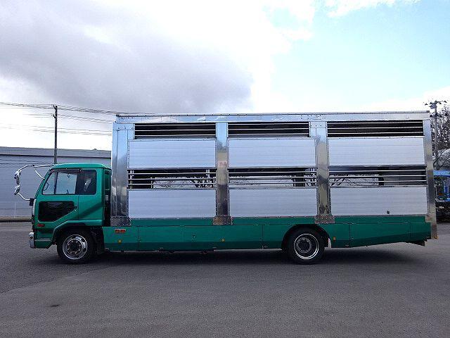 UD H19 コンドル 増トン 家畜運搬車 車検整備済み 画像5