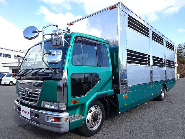 UD H19 コンドル 増トン 家畜運搬車 車検整備済み