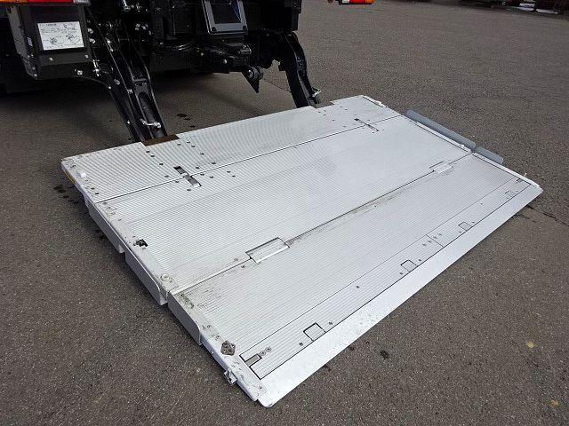 三菱 R2 キャンター ワイド ロング 低温冷凍車 格納PG 画像9
