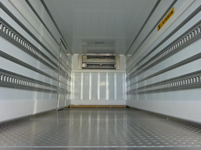 三菱 R2 キャンター ワイド ロング 低温冷凍車 格納PG 画像10