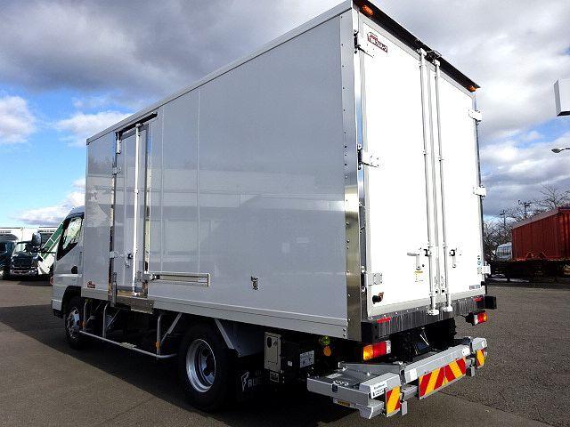 三菱 R2 キャンター ワイド ロング 低温冷凍車 格納PG 画像8