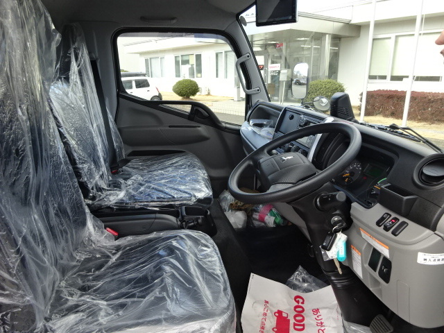 三菱 R2 キャンター ワイド ロング 低温冷凍車 格納PG 画像17