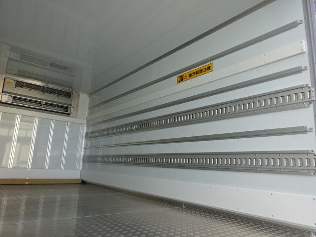 三菱 R2 キャンター ワイド ロング 低温冷凍車 格納PG 画像12