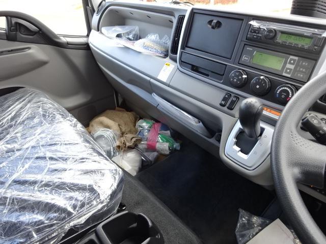 三菱 R2 キャンター ワイド ロング 低温冷凍車 格納PG 画像20