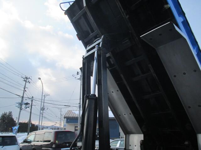 三菱 H26 スーパーグレート ダンプ Lゲート 車検付 画像15