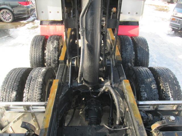 三菱 H26 スーパーグレート ダンプ Lゲート 車検付 画像13