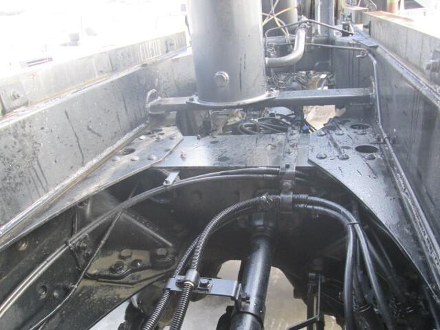 三菱 H26 スーパーグレート ダンプ Lゲート 車検付 画像17