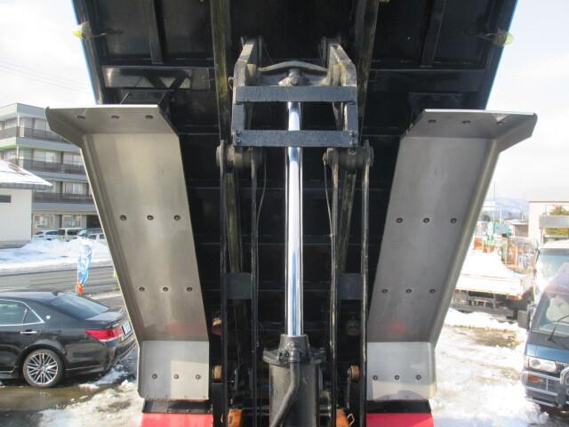 三菱 H26 スーパーグレート ダンプ Lゲート 車検付 画像12