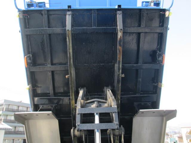 三菱 H26 スーパーグレート ダンプ Lゲート 車検付 画像11