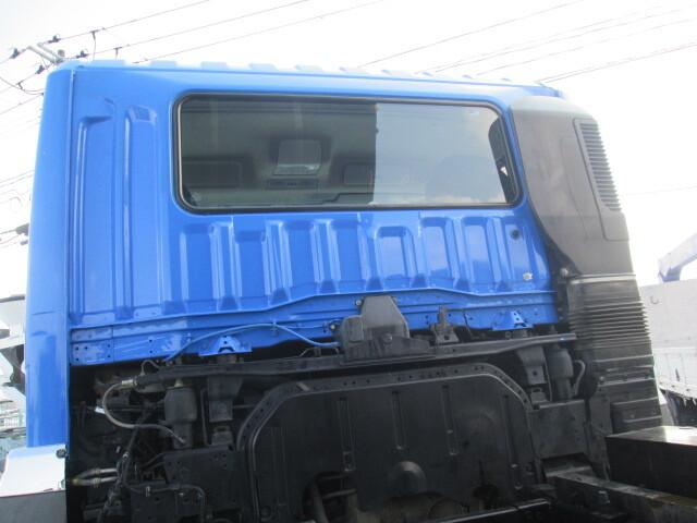 三菱 H26 スーパーグレート ダンプ Lゲート 車検付 画像19