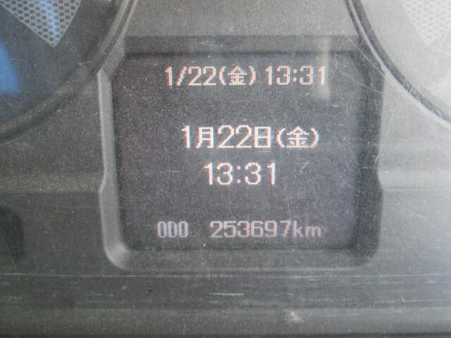 三菱 H26 スーパーグレート ダンプ Lゲート 車検付 画像22