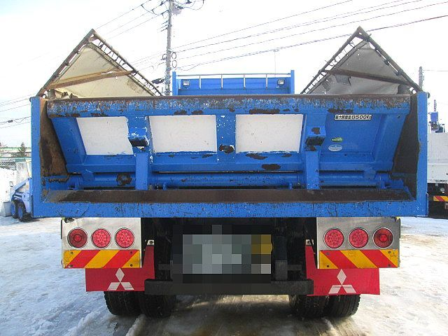 三菱 H26 スーパーグレート ダンプ Lゲート 車検付 画像7