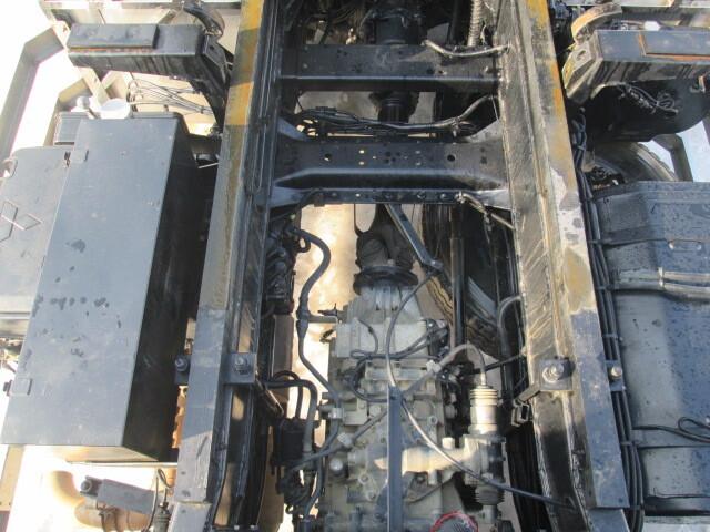三菱 H26 スーパーグレート ダンプ Lゲート 車検付 画像14