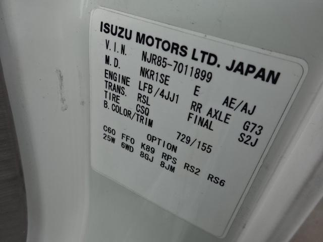 いすゞ H21 エルフ キャビン  画像14