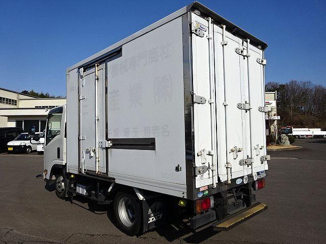 いすゞ H20 エルフ 中温冷凍車 サイド扉  画像6