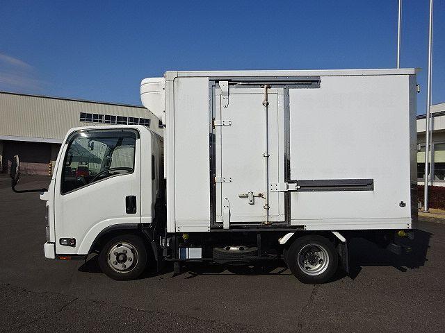 いすゞ H20 エルフ 中温冷凍車 サイド扉  画像4
