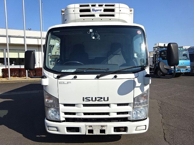 いすゞ H20 エルフ 中温冷凍車 サイド扉  画像2