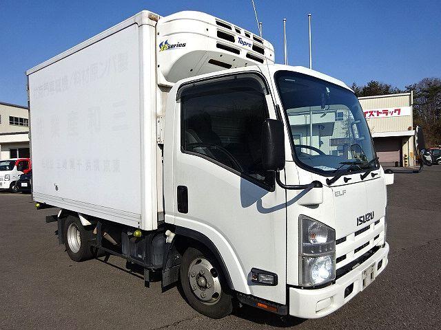 いすゞ H20 エルフ 中温冷凍車 サイド扉  画像3