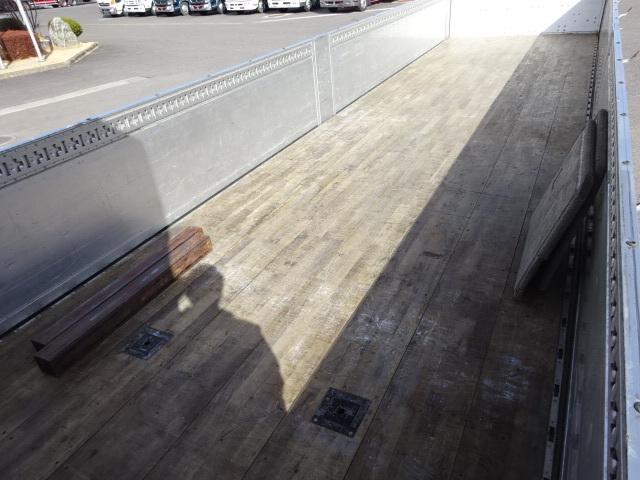 日野 H28 プロフィア ハイルーフ 4軸低床アルミウィング  画像16