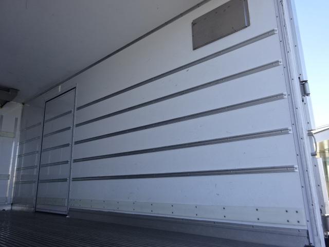 日野 H27 レンジャー 中温冷凍車 両側サイド扉 キーストン  画像13