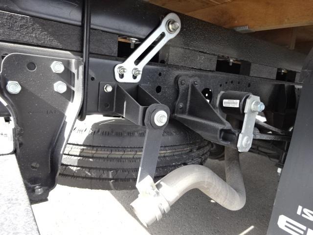 いすゞ R1 エルフ 平ボディ 幌付き 画像7