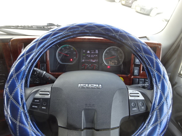 いすゞ H28 ギガ トラクタヘッド  10t ハイルーフ 画像18