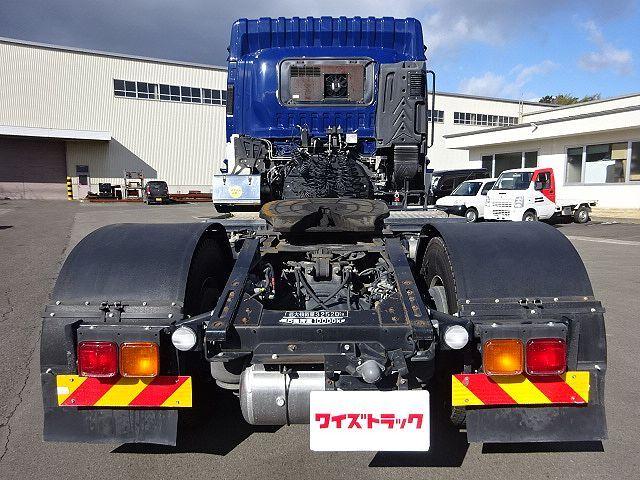 いすゞ H28 ギガ トラクターヘッド  10t ハイルーフ 画像7