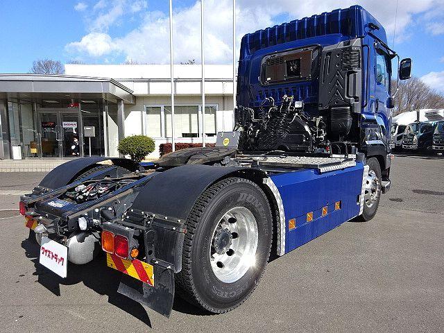 いすゞ H28 ギガ トラクターヘッド  10t ハイルーフ 画像8