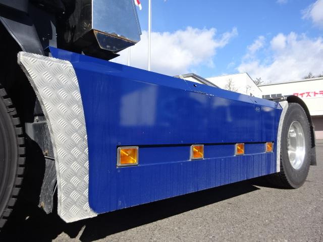 いすゞ H28 ギガ トラクターヘッド  10t ハイルーフ 画像9