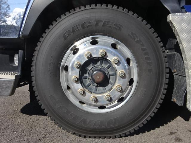いすゞ H28 ギガ トラクターヘッド  10t ハイルーフ 画像13