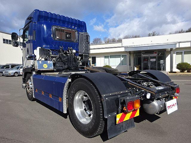 いすゞ H28 ギガ トラクターヘッド  10t ハイルーフ 画像6