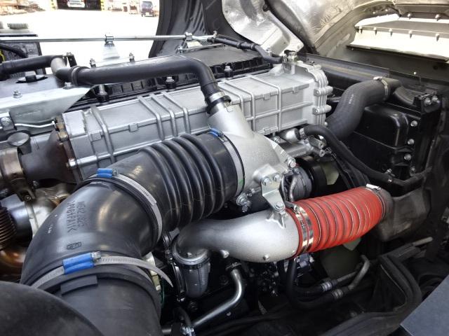 三菱 H29 スーパーグレート 4軸低床アルミウィング 画像18