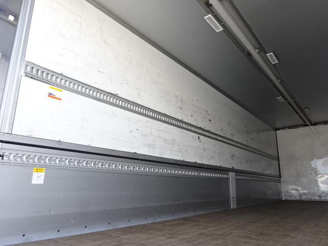 三菱 H29 スーパーグレート 4軸低床アルミウィング 画像10