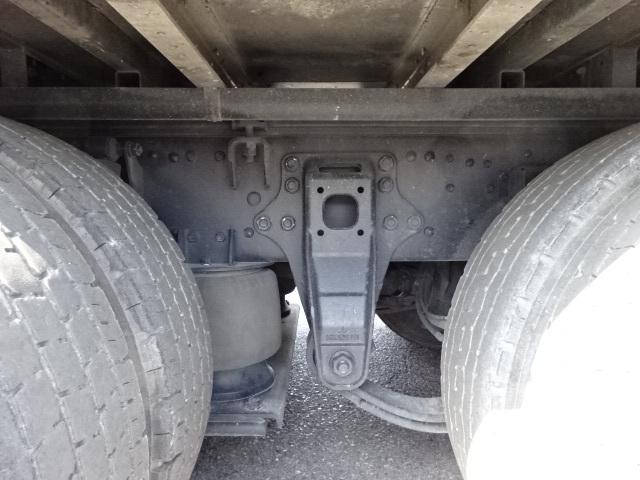 三菱 H29 スーパーグレート 4軸低床アルミウィング 画像14