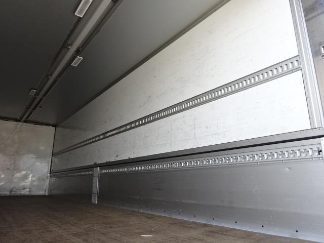 三菱 H29 スーパーグレート 4軸低床アルミウィング 画像11
