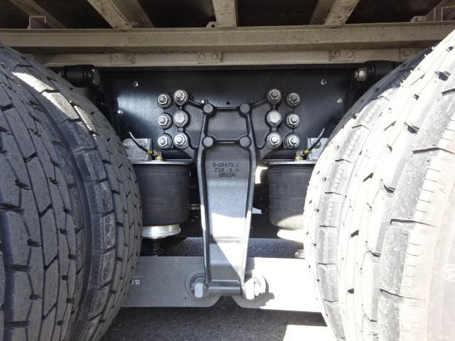 いすゞ R3 ギガ 4軸低床アルミウィング ハイルーフ 融雪仕様 画像12