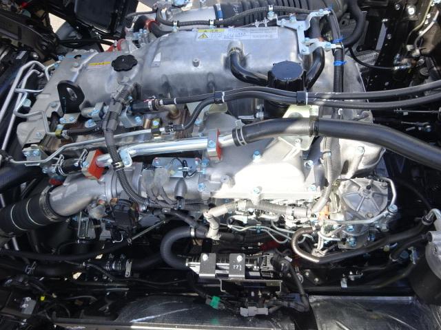 いすゞ R3 ギガ 4軸低床アルミウィング ハイルーフ 融雪仕様 画像22