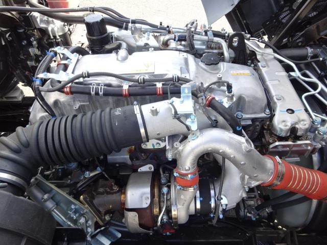 いすゞ R3 ギガ 4軸低床アルミウィング ハイルーフ 融雪仕様 画像23