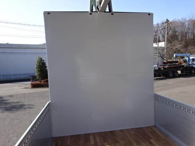 いすゞ R3 ギガ 4軸低床アルミウィング ハイルーフ 融雪仕様 画像19