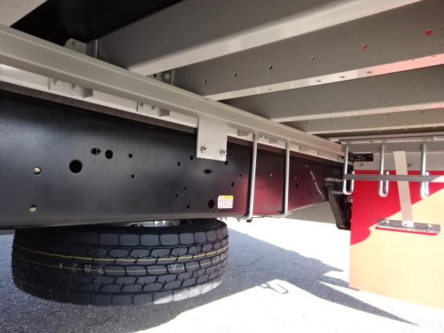 いすゞ R3 ギガ 4軸低床アルミウィング ハイルーフ 融雪仕様 画像13