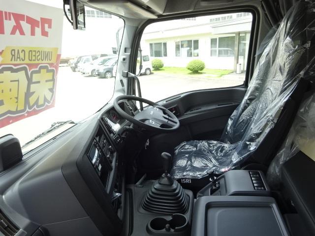 いすゞ 未使用ギガ 4軸低床アルミウィング ハイルーフ 融雪仕様 画像8