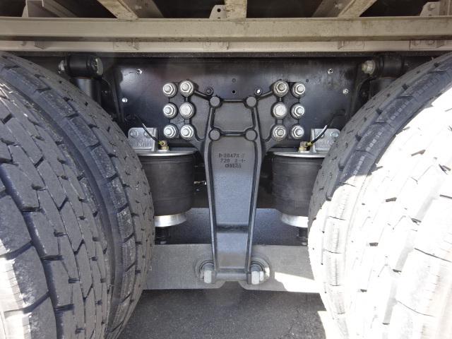 いすゞ R3 ギガ 4軸低床アルミウィング ハイルーフ 融雪仕様 画像21